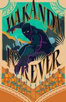 Wakanda Forever by seanwthornton
