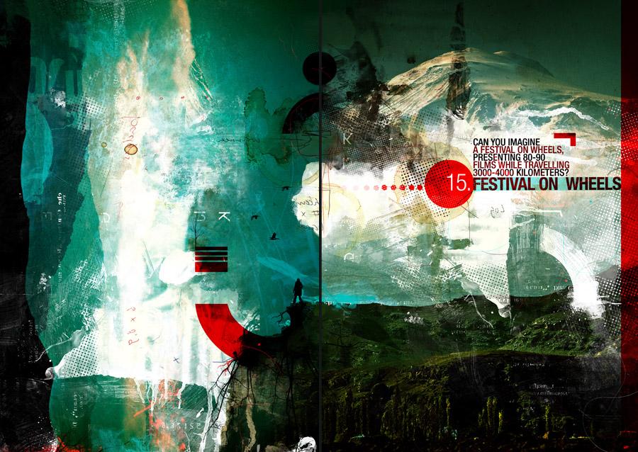 design for  filmfest by CSISMAN
