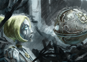 Orianna - The Lady of Clockwork by Hozure