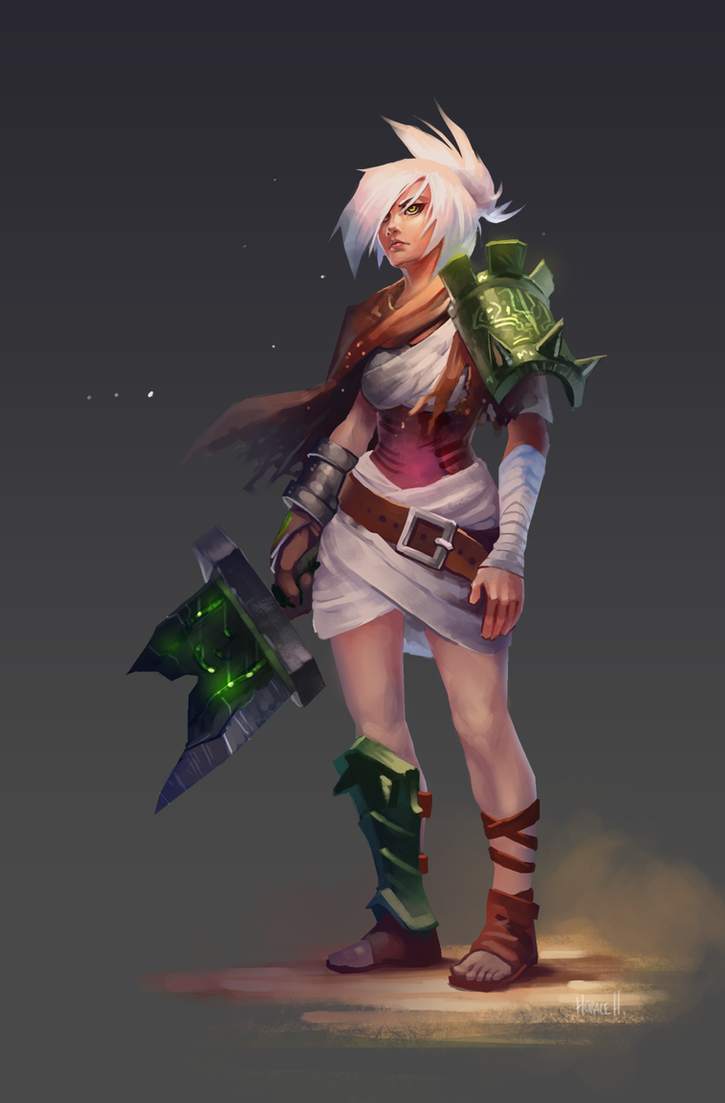 14-1 Riven by Skence