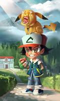 Updated Asho Ketchumo
