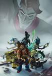 League of Borderlands 2
