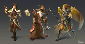 Tellest Character Set 1