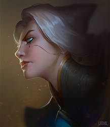 Camille Headshot by Hozure