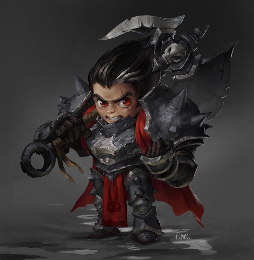 Tiny Darius by Hozure ...