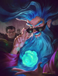 Can't Killean the Zilean by Hozure