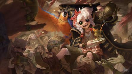 Lon's Piratea Parrrty by Hozure