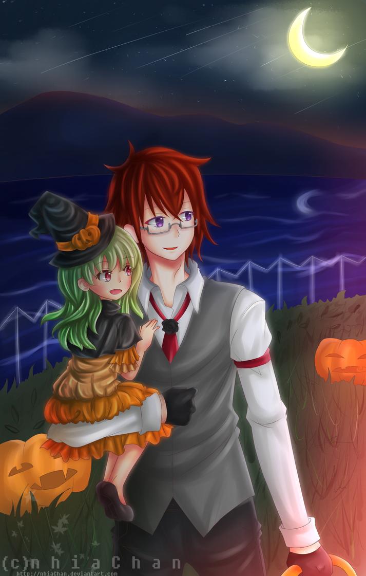 [RA] Children's Halloween by nhiaChan