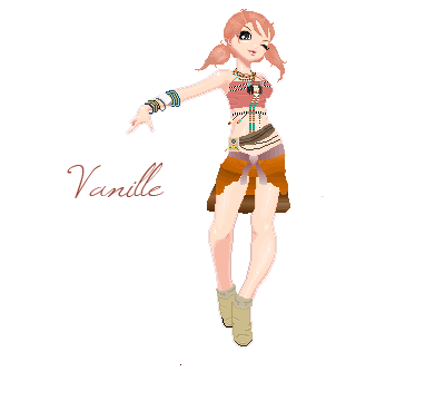 Final Fantasy: Vanille by iiIllusions