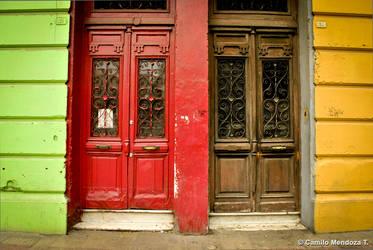 Y entra el Color by Camilofotografo