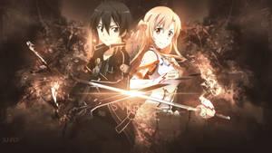 Wallpaper Sword Art Online HD by Sl4ifer