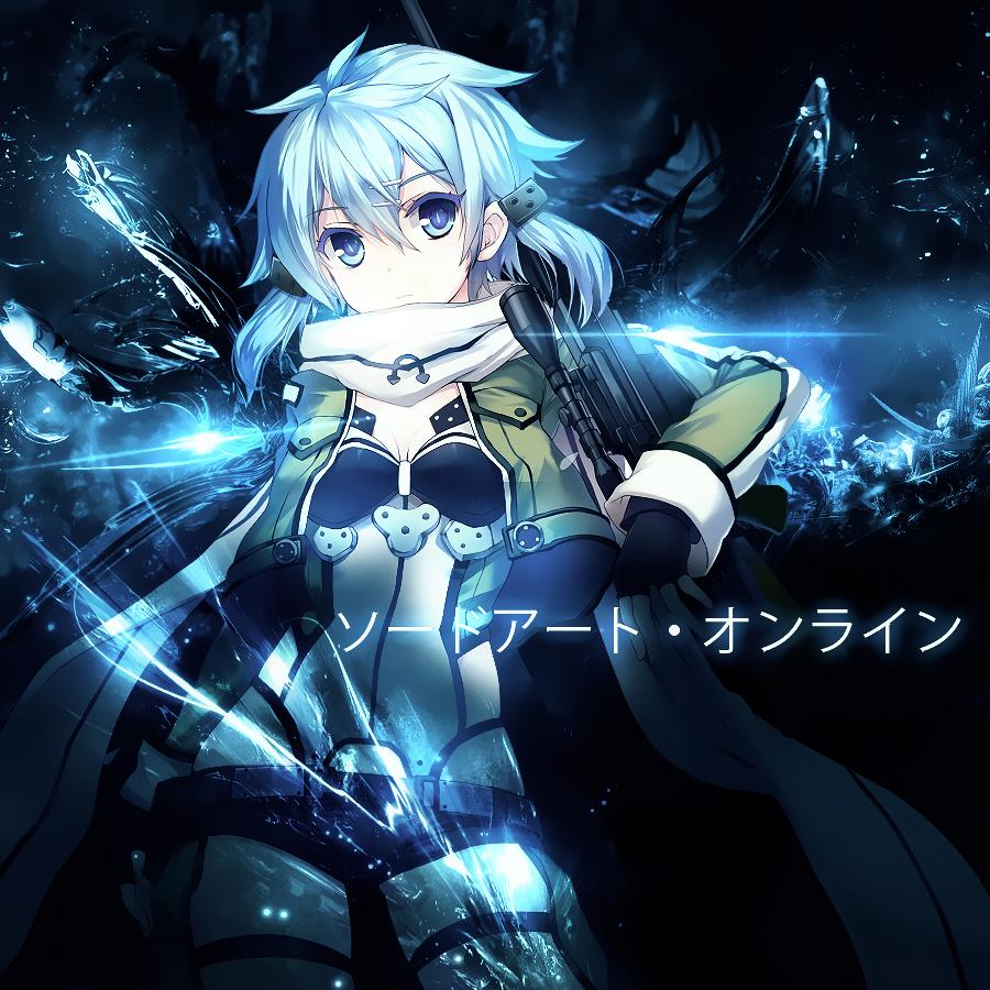 Sword Art Online - Asada Shino by Sl4ifer on DeviantArt