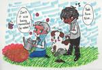 LM: Gardening by tatselk