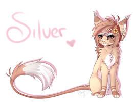 Silver Flower ::AT:: by TitterTatl