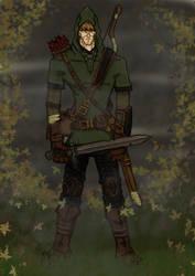 Robin Hood by kaneburton