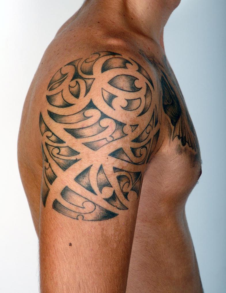 maori tattoo. Black Bedroom Furniture Sets. Home Design Ideas