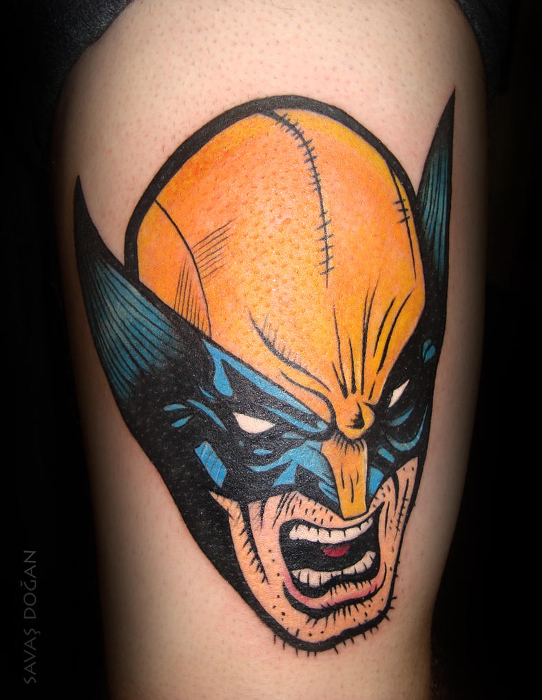 wolverine by Moviemetal3