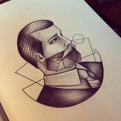 Geometric Beard