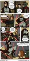 KOTOR II - She's a Jedi, Son by EtyrnalOne