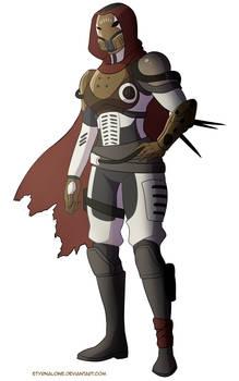 Destiny Guardian - Hunter