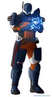 Destiny Guardian - Titan