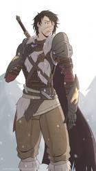 Destiny: The Iron Ranger by EtyrnalOne