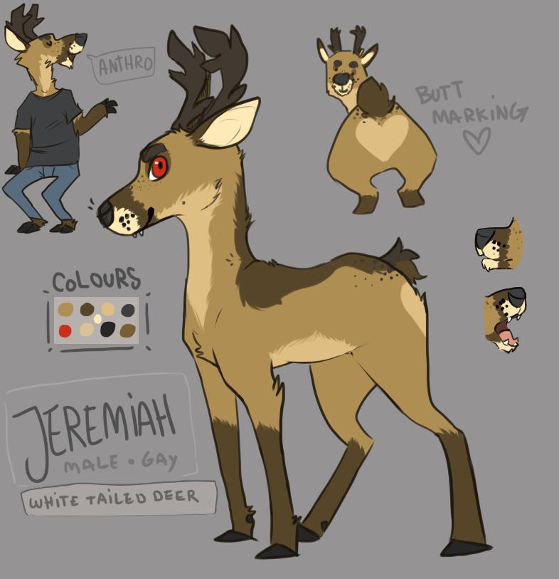 Jeremiah ref by fqs