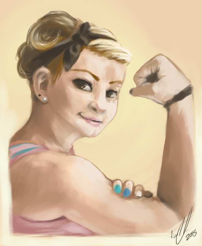 Strength - RGD by AnneDyari