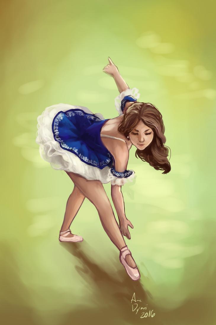 A dance - RGD by AnneDyari