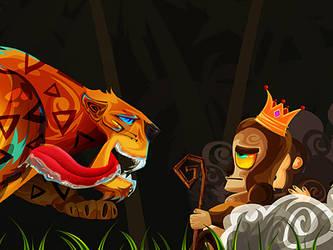 The King Wha