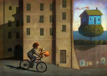 La casa dei sogni by Aguaplano