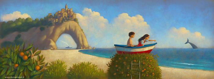 Cicero's island - cover