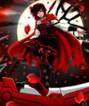 Ruby Rose (after timeskip)