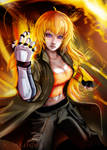let's try this out (Yang Xiao Long)