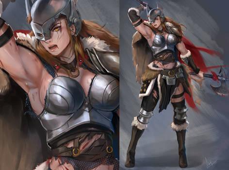 Viking by X-kulon