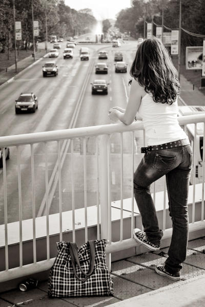 City Life by azrael x64