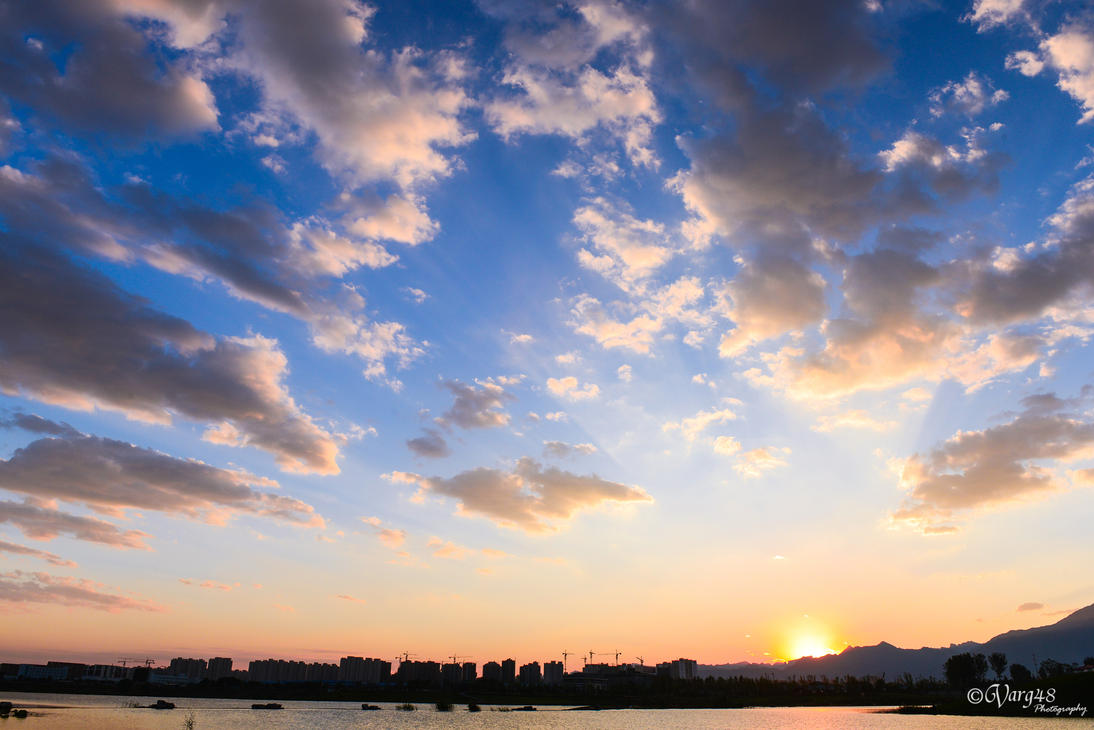 another sunset by lsy199011