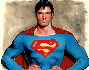 Superman Chris Reves