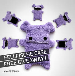 Fellfische Cellphone Case - FREE GIVEAWAY