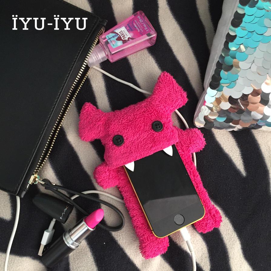Fellfische Cellphone Case // Instagram Giveaway by IYU-IYU
