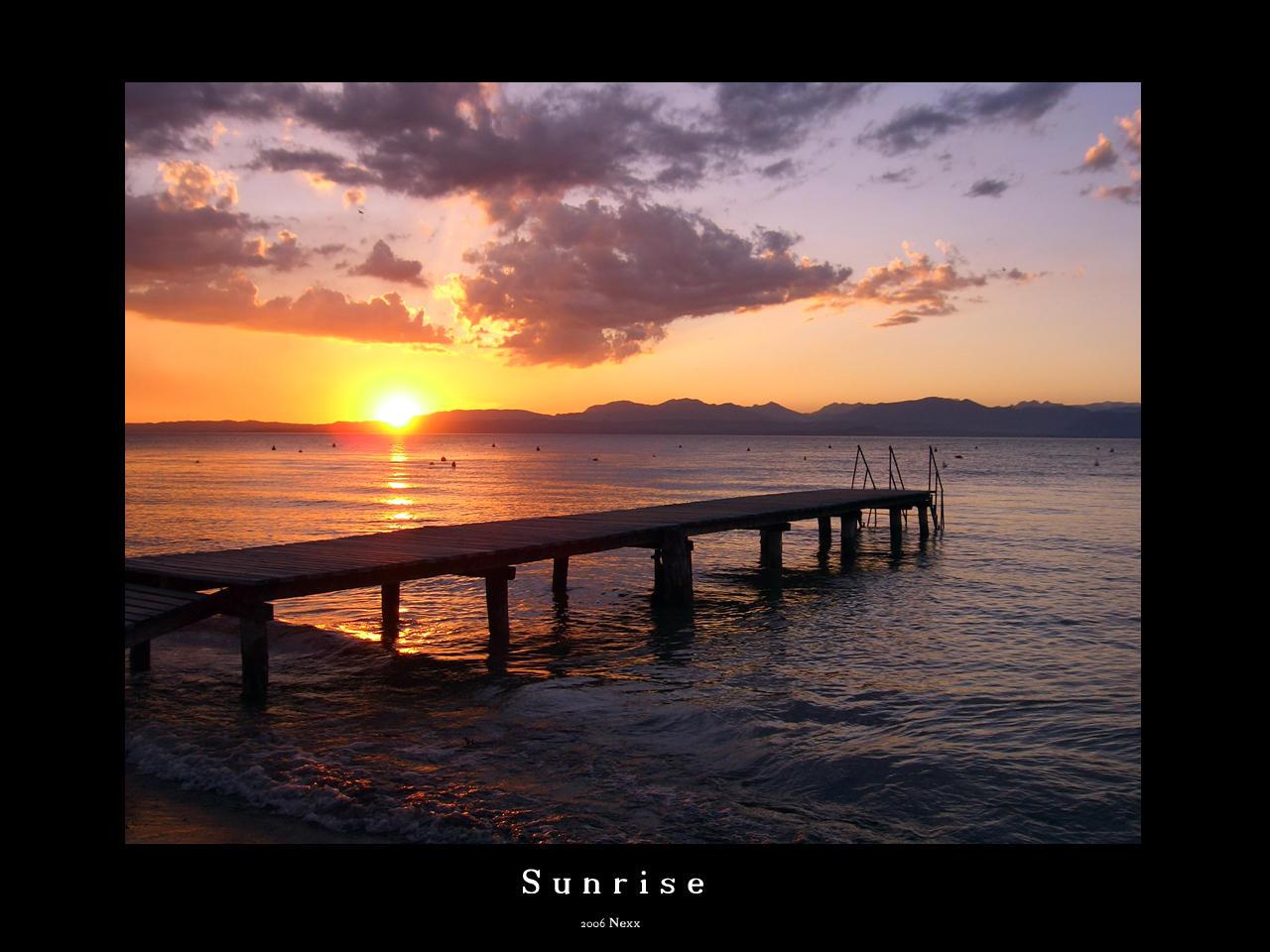Sunrise by N3xx89