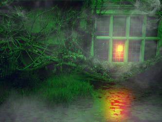 Haunted House by praveengurukulam