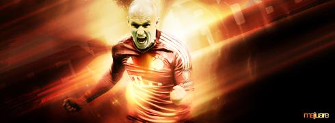 Arjien Robben by xare97