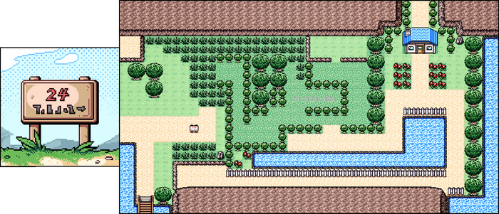 [ welcome to ROUTE 24! ]