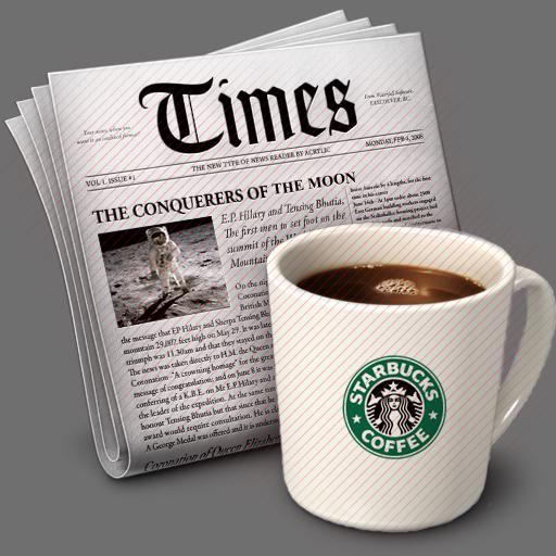 Times Starbucks mod by TigerSystem