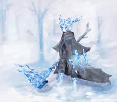 Freeze! DGPW1 by shokigazo