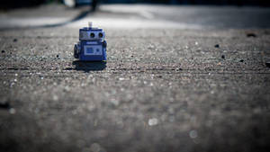 lost robot by Dxyner