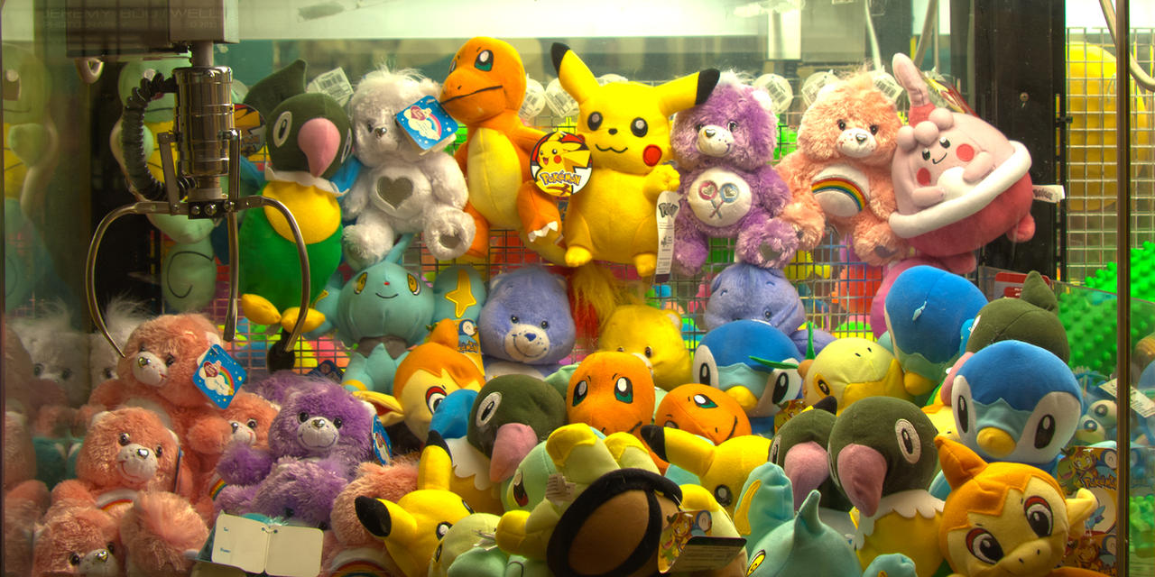 TOYS 013 Claw Game