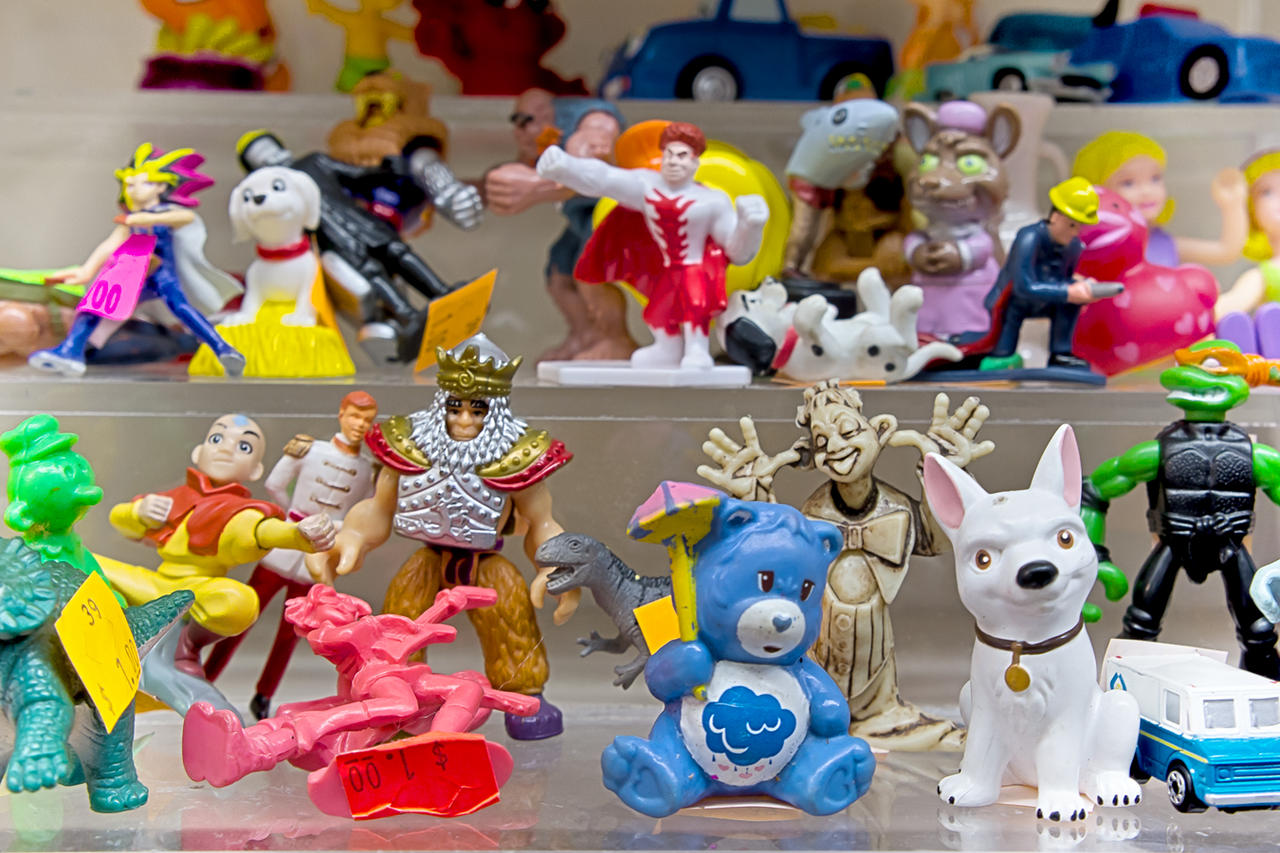 Fast Food Toys : Toys fast food by dxyner on deviantart
