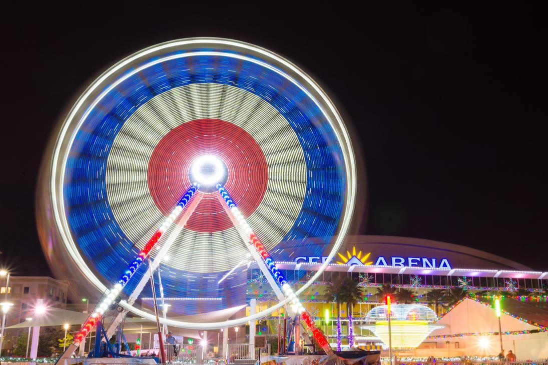 Ferris Wheel by speedofmyshutter